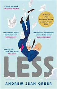 Less - Andrew Sean Greer (ISBN 9780349143590)