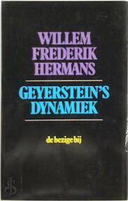 Geyerstein's dynamiek - Willem Frederik Hermans (ISBN 9789023408024)
