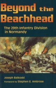 Beyond the Beachhead - Joseph Balkoski (ISBN 9780811726825)