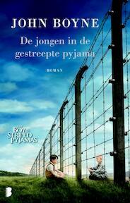 De jongen in de gestreepte pyjama - John Boyne (ISBN 9789022558126)