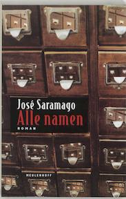 Alle namen - J. Saramago (ISBN 9789029058391)