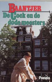 De Cock en de dode meesters - A.C. Baantjer, Appie Baantjer (ISBN 9789026106637)