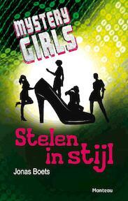 Mystery Girls 2. Stelen in stijl - Jonas Boets (ISBN 9789022328651)