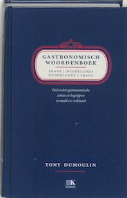 Frans-Nederlands Nederlands-Frans - Tony Dumoulin (ISBN 9789021595160)