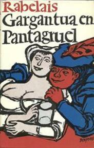 Gargantua en Pantagruel - François Rabelais (ISBN 9029534117)