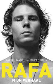 Rafa - Rafael Nadal, John Carlin (ISBN 9789400503076)