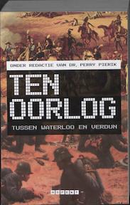 Ten oorlog (ISBN 9789059117129)