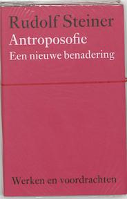 Antroposofie - Rudolf Steiner (ISBN 9789060385197)