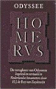 Odyssee - Homerus, H.J. de Roy van Zuydewijn (ISBN 9789029520577)