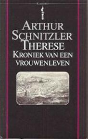 Therese - Arthur Schnitzler (ISBN 9789027491657)