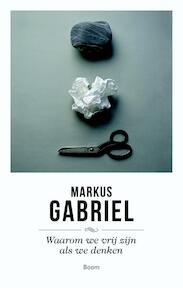 Ik is niet brein - Markus Gabriel (ISBN 9789089538727)