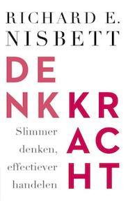 Denkkracht - Richard E. Nisbett (ISBN 9789057123993)