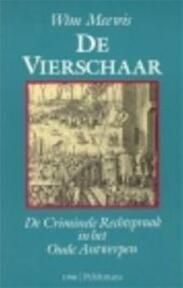 De vierschaar - Wim Meewis (ISBN 9789028917064)