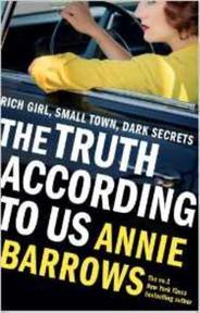 The Truth According to Us - Annie Barrows (ISBN 9781784162139)