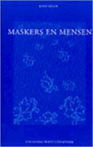 Maskers en mensen - Jozef. Rulof (ISBN 9789070554279)