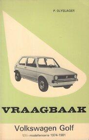 Vraagbaak voor uw Volkswagen - L.N. Keff, Piet Olyslager, Olyslager Organisation (ISBN 9789020115130)