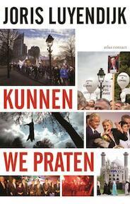 Kunnen we praten - Joris Luyendijk (ISBN 9789045034140)