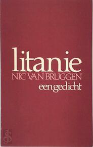 Litanie - Nic van Bruggen (ISBN 9789022309490)