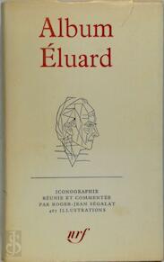Album Éluard - R.J. Ségalat