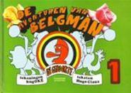 De avonturen van Belgman 1 - Hugo Claus, tekeningen Hugoke