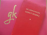 De loopjongen [Bibliofiele uitgave] - Gerrit Komrij, Kris [nawoord] Landuyt