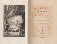 Alosie ou les amours de Mme de M.T.P. - Marc de Montifaud
