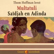 Saïdjah en Adina - Multatuli (ISBN 9789059364219)