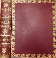A Voyage Round the World in the Years MDCCXL, I, II, III, IV. Compiled From Papers and other Materials of the Right Honourable George Lord Anson, and published under his Direction, By Richard Walter, M.A. Chaplain of his Majesty's Ship the Centurion, in t - George Anson