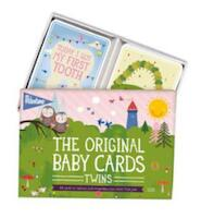 Milestone baby cards twins (ISBN 9789491931079)