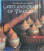Arts and Crafts of Thailand - William Warren, Luca Invernizzi Tettoni, Luca Invernizzi (ISBN 9780500278017)