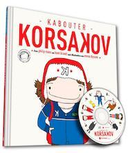 Kabouter Korsakov - Philip Maes, Koen Brandt (ISBN 9789079040322)