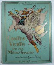 Contes verts de ma Mère-Grand - Charles Robert-Dumas