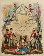 An historical account of the campaign in the Netherlands, in 1815, under his Grace the Duke of Wellington, and Marshal Prince Blucher, comprising the battles of Ligny, Quatre Bras, and Waterloo - William Mudford