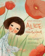 Alice in wonderland - Lewis Carroll (ISBN 9789059241787)