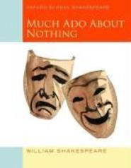 Oxford School Shakespeare: Much Ado About Nothing - William Shakespeare (ISBN 9780198328728)