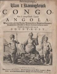 Beschrijvinge van't Koningkrijck Congo met 't aenpalande Landt Angola - [Duarte Lopez]