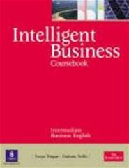 Intelligent Business Intermediate Course Book - Tonya Trappe, Graham Tullis (ISBN 9780582847965)