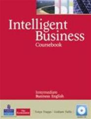 Intelligent Business Intermediate Course Book (with Class Audio CD) - Unknown (ISBN 9781408255995)