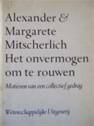 Het onvermogen om te rouwen - A. Mitscherlich, M. (ISBN 9789021427287)