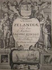 Chronici Zelandiae libri duo - Jacobus Eyndius