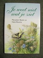 Je weet niet wat je ziet - Marjolein Bastin, Hans Bouma (ISBN 9789024291946)