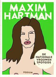 De nationale Vrouwenspotgids - Maxim Hartman (ISBN 9789057597688)
