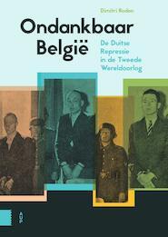 Ondankbaar België - Dimitri Roden (ISBN 9789462987777)