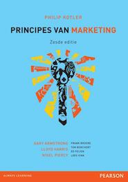 Principes van marketing - Philip Kotler (ISBN 9789043022484)