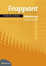 Frappant Nederlands 2e graad Vademecum - Unknown (ISBN 9789028970021)