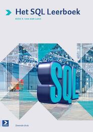 Het SQL Leerboek, 7de - Rick F. van Der Lans (ISBN 9789039526552)