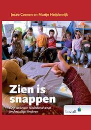 Zien is Snappen - Josee Coenen, Marije Heijdenrijk (ISBN 9789461180124)