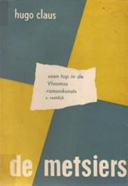 De Metsiers [titeluitgave - gebonden] - Hugo Claus