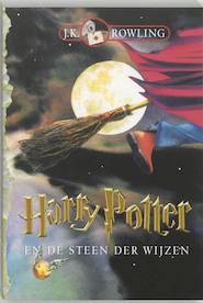 Harry Potter en de steen der wijzen - J.K. Rowling (ISBN 9789076174082)