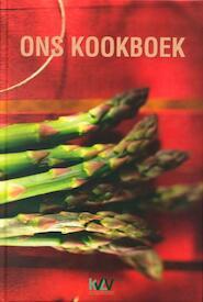 Ons kookboek - Christel Delen (ISBN 9789080484429)